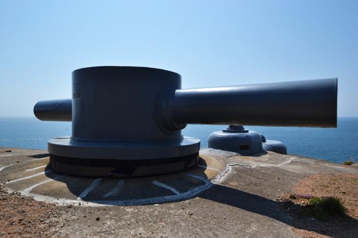 1 gun turret