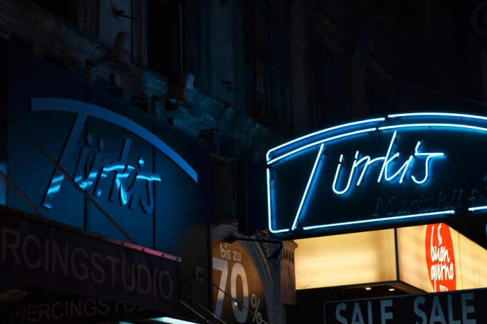 Turks sign