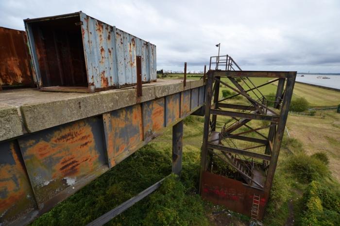 Rusting Tower