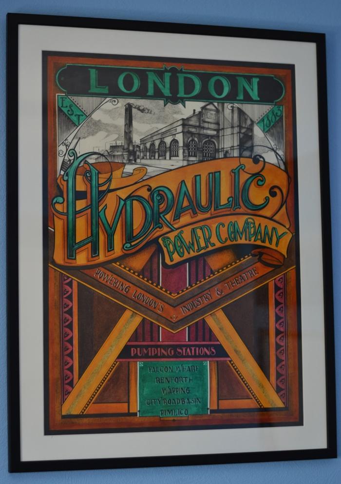 Hydraulic Company Poster