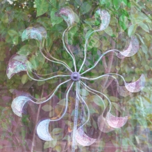 Impressionist Wheel Photograph
