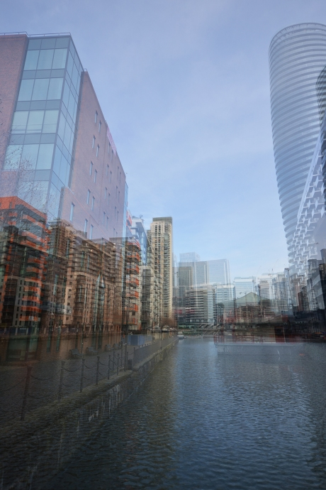 Millwall Inner Dock Composition
