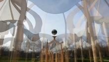 Battersea Park Frame Structure